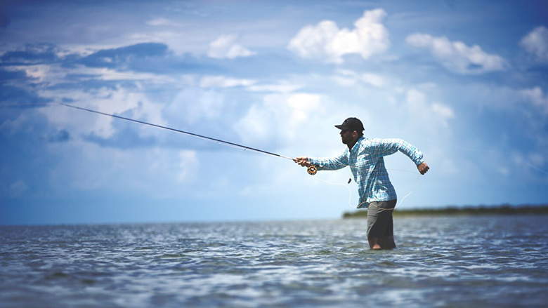 fishing shoes