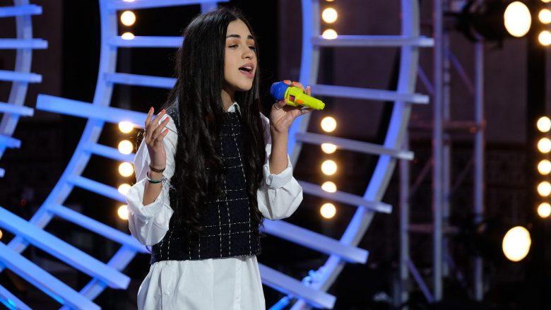 Alanis Sophia American Idol