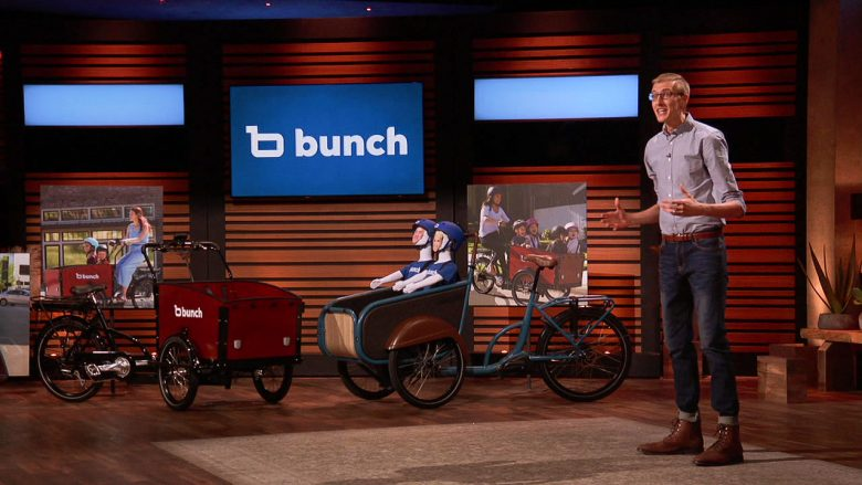 Bunch Bikes on 'Shark Tank'