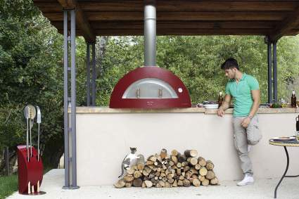 Alfa Allegro Countertop Pizza Oven