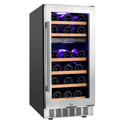 28 bottle wine refrigerator