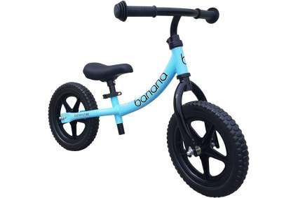 banana balance bike