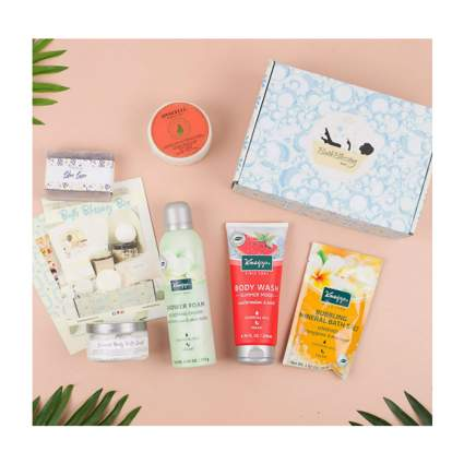 shower subscription box