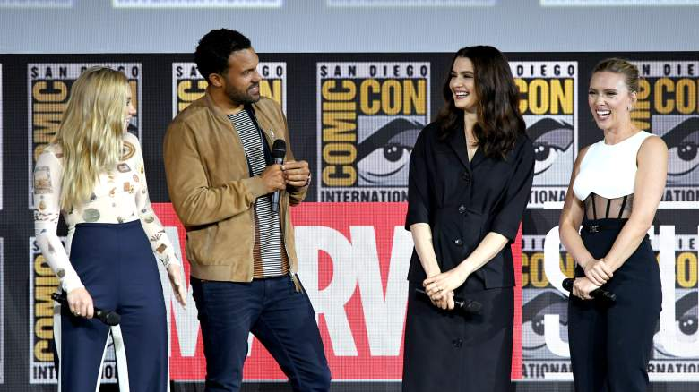 The cast of Black Widow