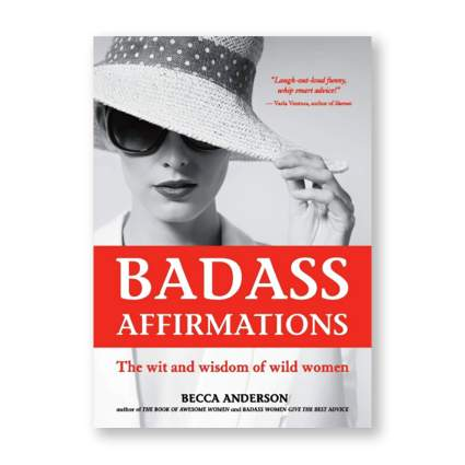 Book of affirmations for women