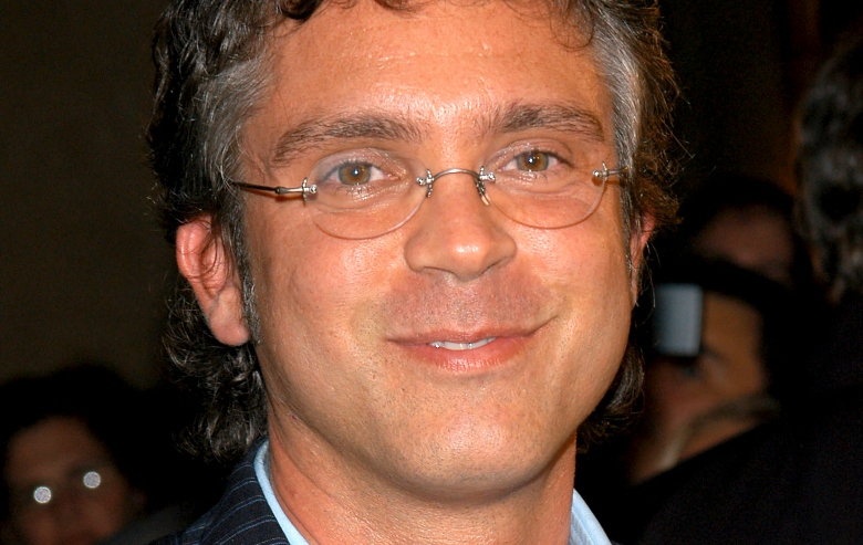 """Executive Producer Brannon Braga attends the """"Star Trek: Enterprise"""" Finale Party at the Hollywood Roosevelt Hotel on April 13, 2005 in Hollywood, California"""
