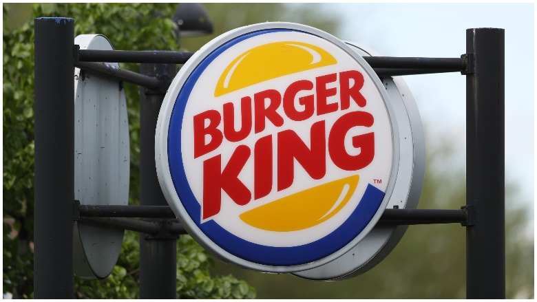 burger king fastfood chain