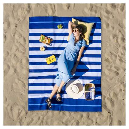 CGear Sandlite Patented Sand-Free Beach Mat