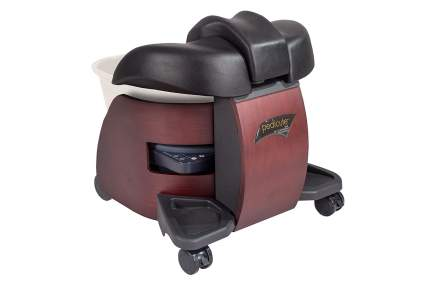Woodgrain and cream PediCute foot spa