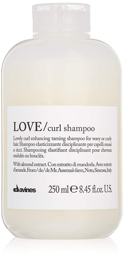 Davines best shampoo for curly hair