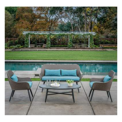 mid mod outdoor furniture set