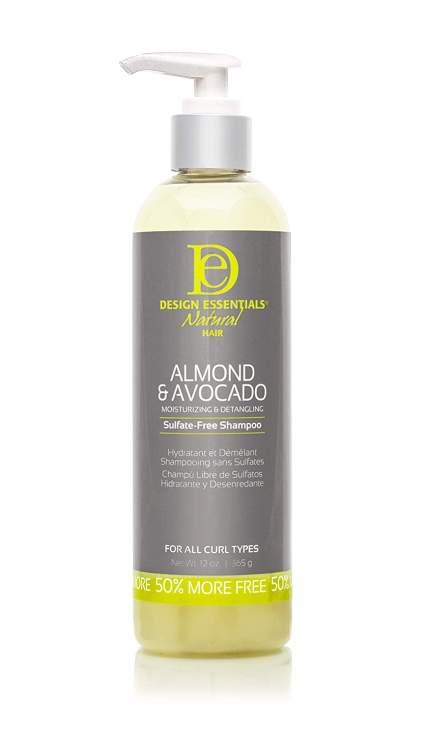 Design essentials best shampoo for curly hair