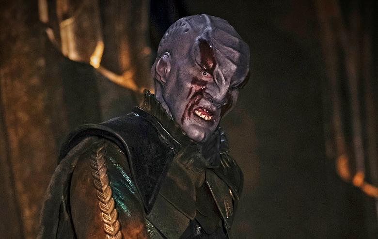 "Klingon from ""Star Trek: Discovery"""