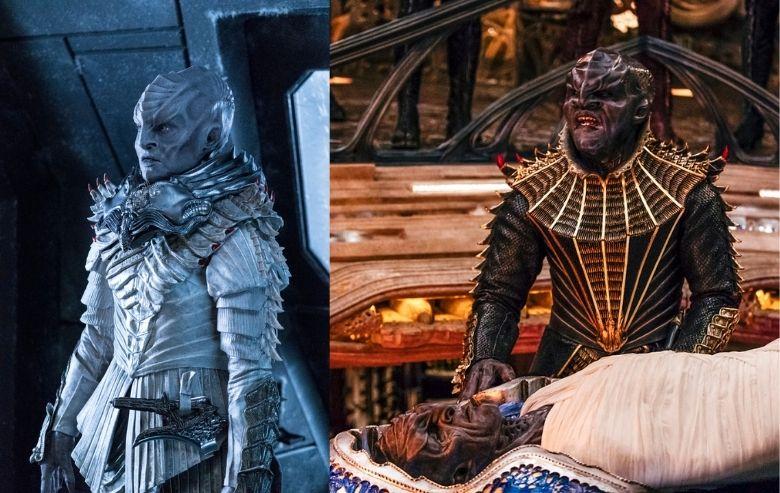 "Klingons from ""Star Trek: Discovery"""