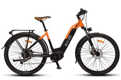 beach cruiser electric bike