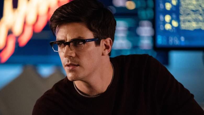 Grant Gustin stars as Barry Allen, aka The Flash
