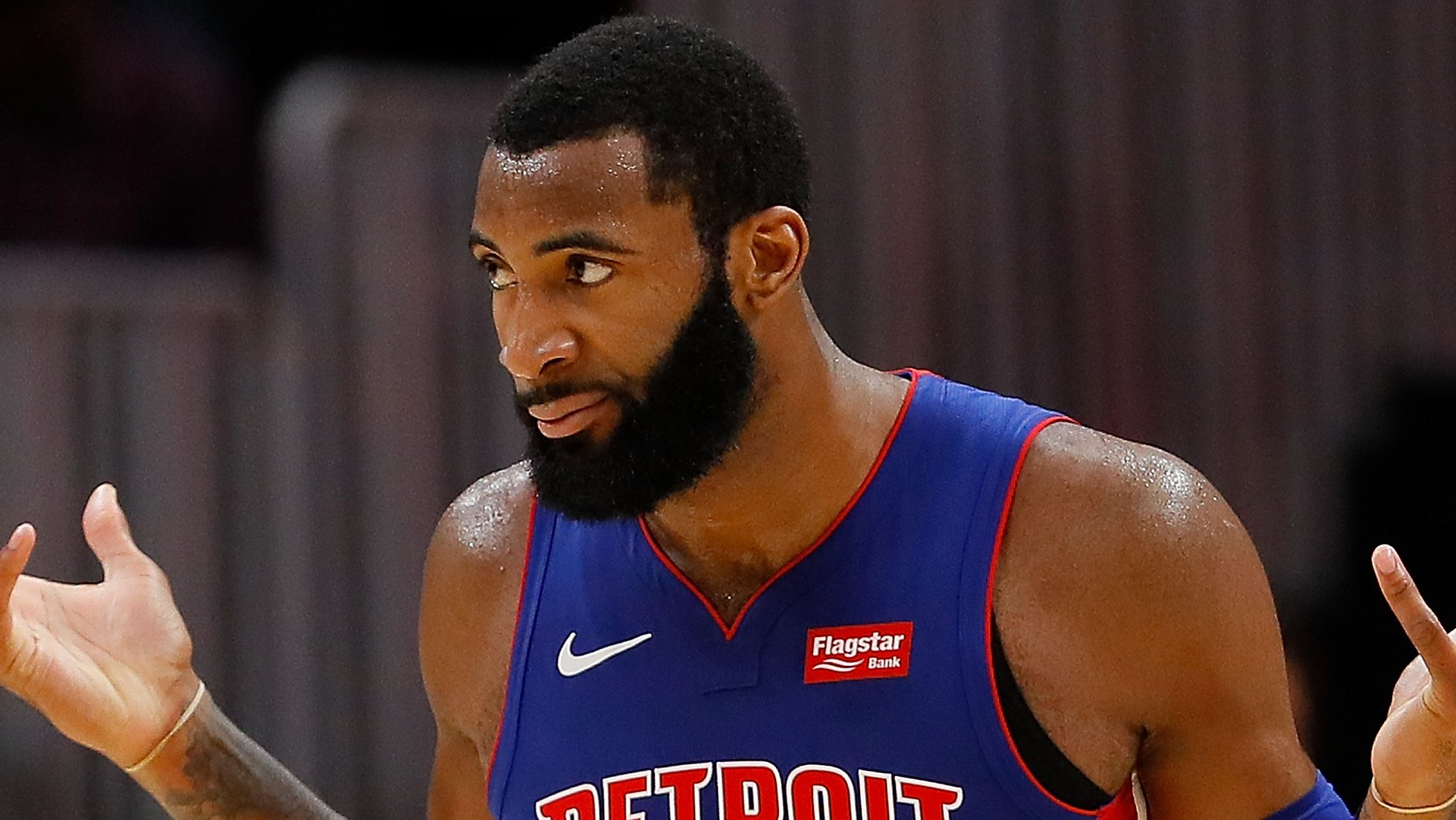 Andre Drummond's Contract With Lakers Has Interesting Twist - Heavy.com