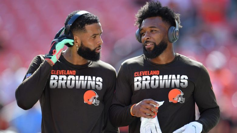 Odell Beckham-Cardinals Trade floated by Analyst