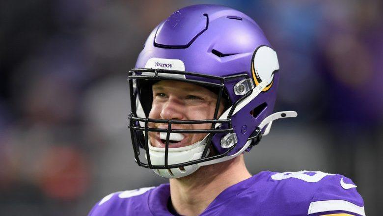 Giants sign TE Kyle Rudolph
