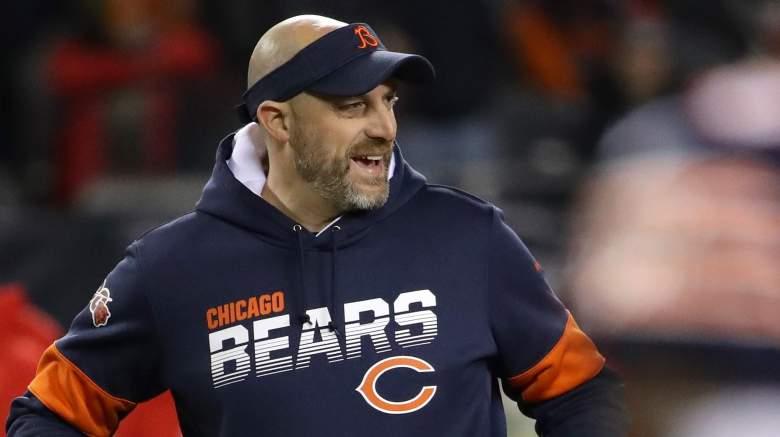 Bears Target Tim Boyle