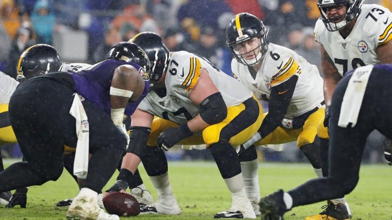 BJ Finney Steelers