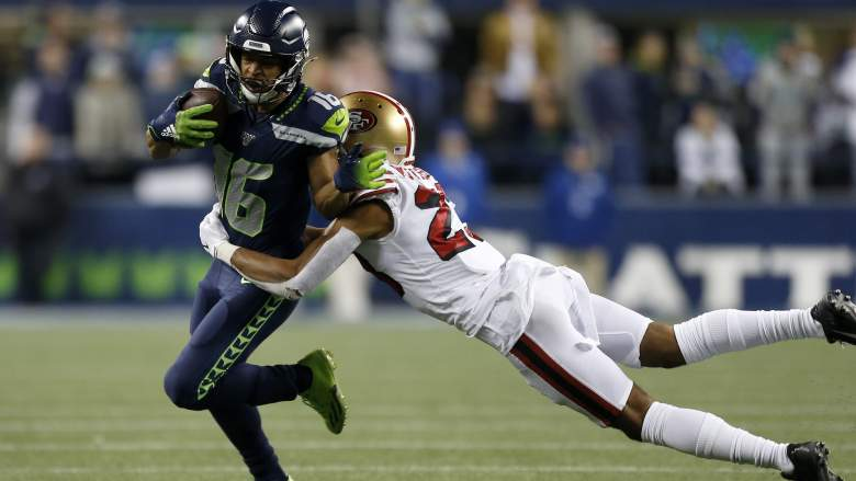 Ahkello Witherspoon 49ers Seahawks
