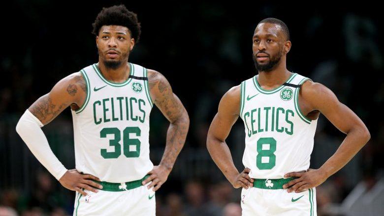 Celtics entertaining trade offers for Marcus Smart
