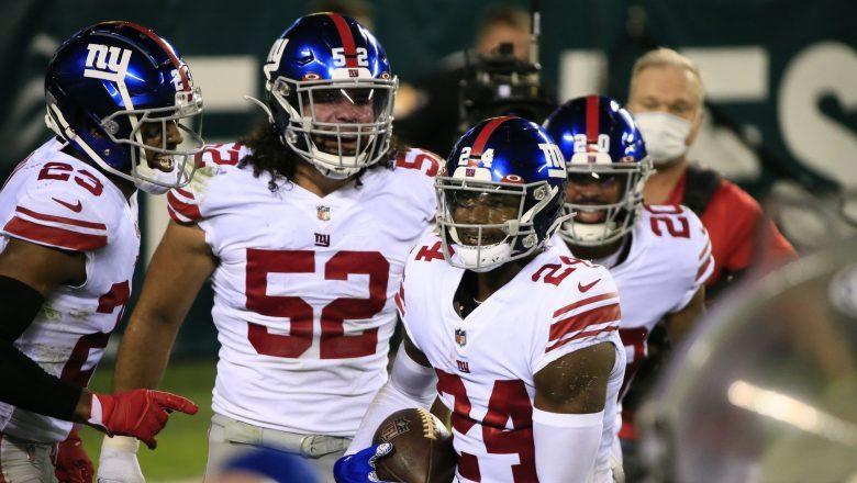 Giants re-sign Devante Downs
