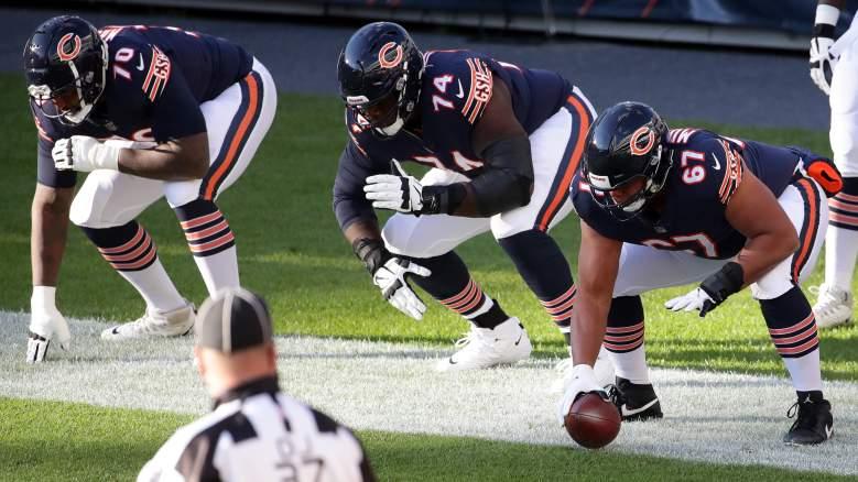 Sam Mustipher Bears
