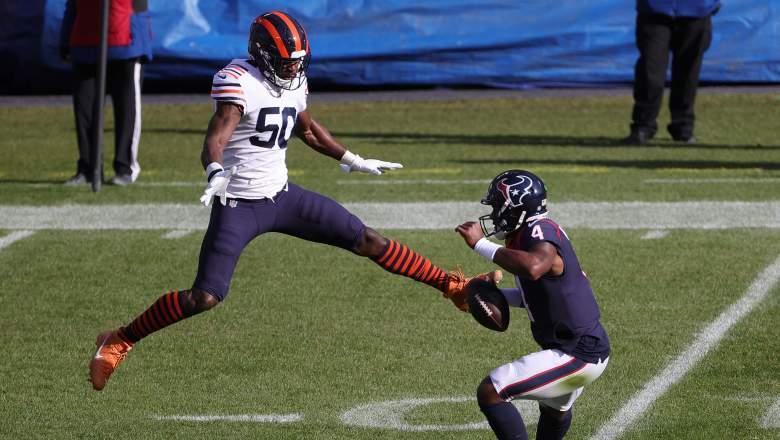 Chicago Bears Barkevious Mingo