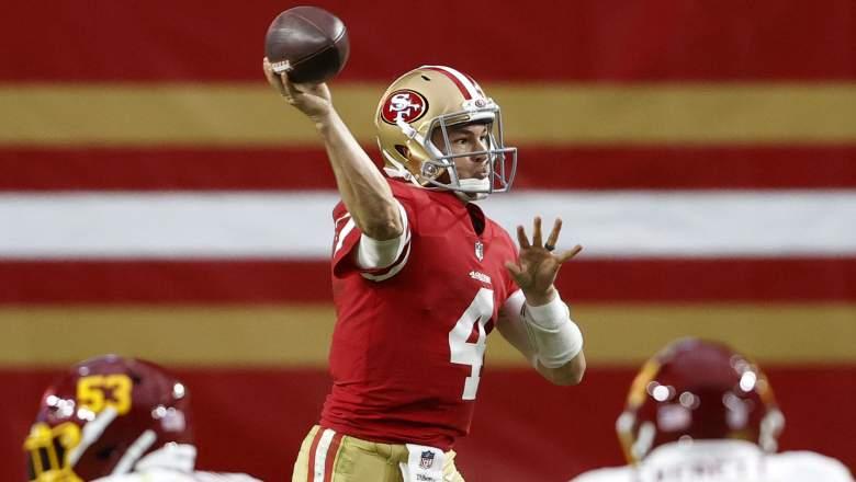 49ers quarterback nick mullens