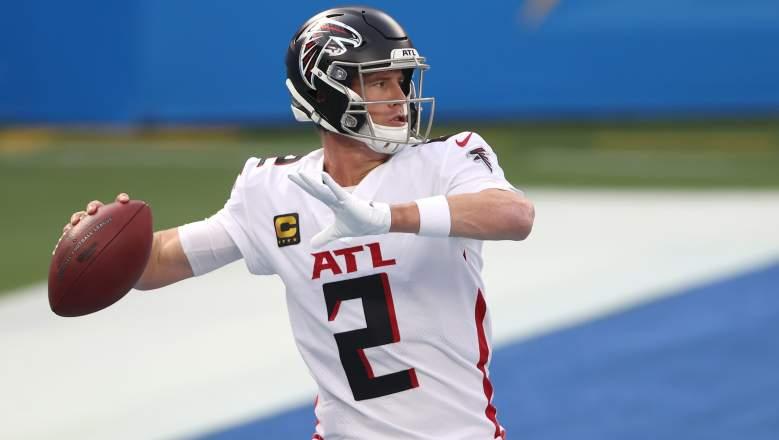 Atlanta Falcons QB Matt Ryan