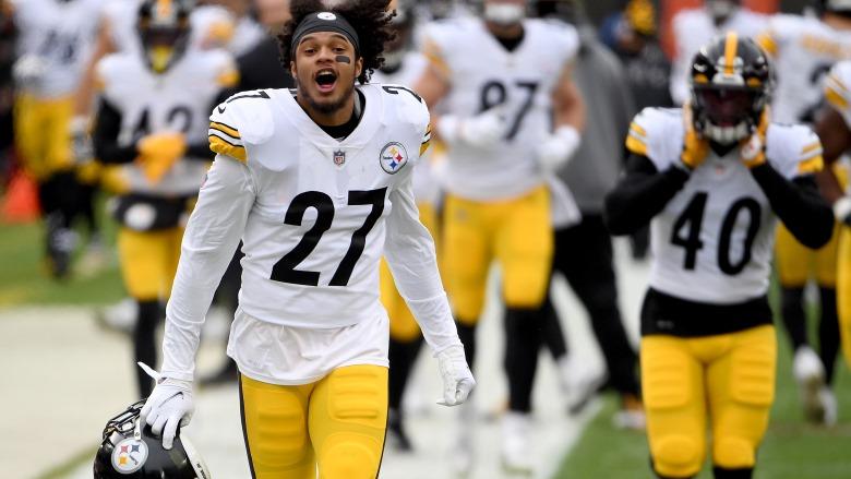 Marcus Allen Steelers