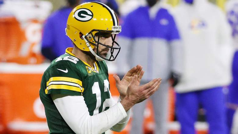 Rodgers Contract Change Talk