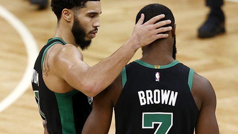 Hawks interested in Jaylen Brown