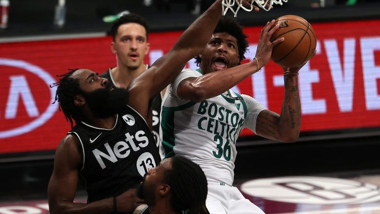 Kendrick Perkins signs off on Marcus Smart trade