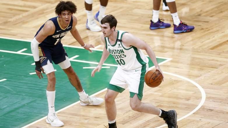 Luke Kornet Celtics
