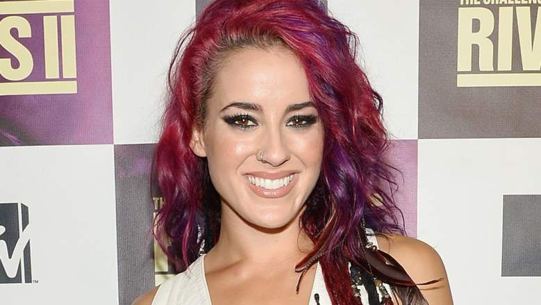 """TV personality Cara Maria Sorbello attends MTV's """"The Challenge: Rivals II"""" final episode and reunion party"""