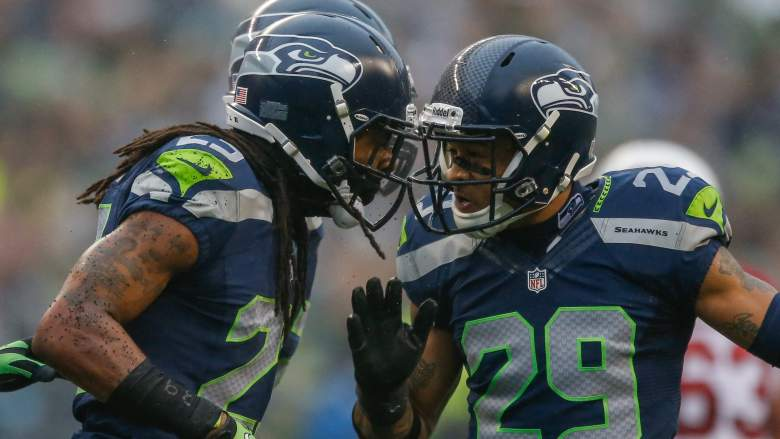 Richard Sherman Seahawks