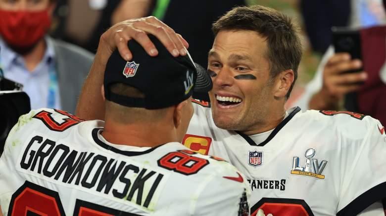 Brady & Gronk