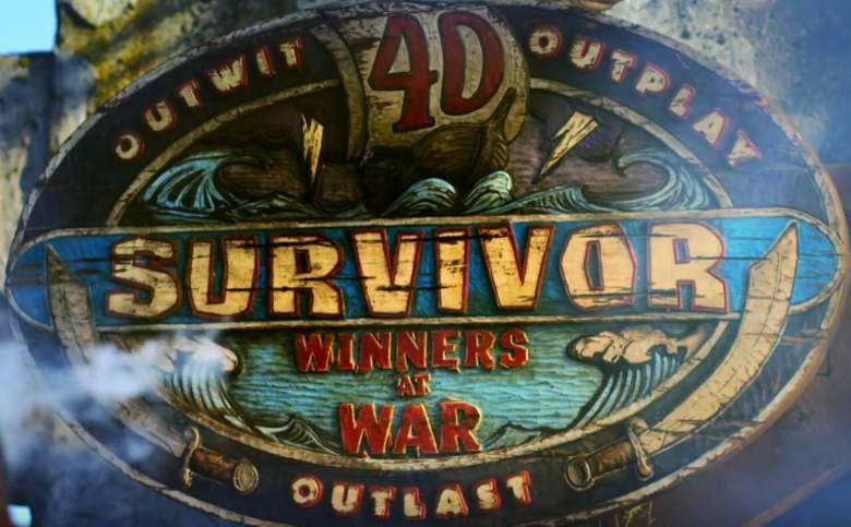 'Survivor' Winners at War logo