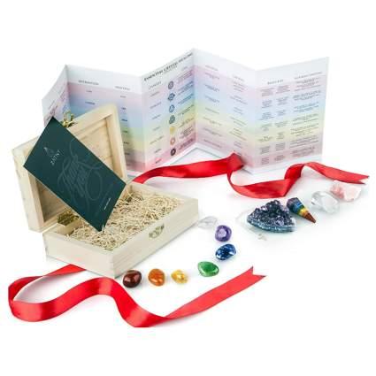 healing crystals kit