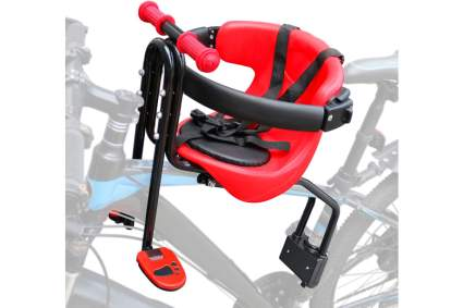 baby bike seat front