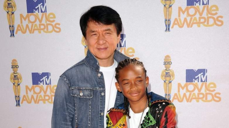 Jackie Chan Jaden Smith