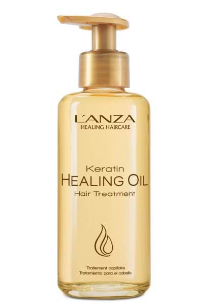 Lanza keratin treatment at home