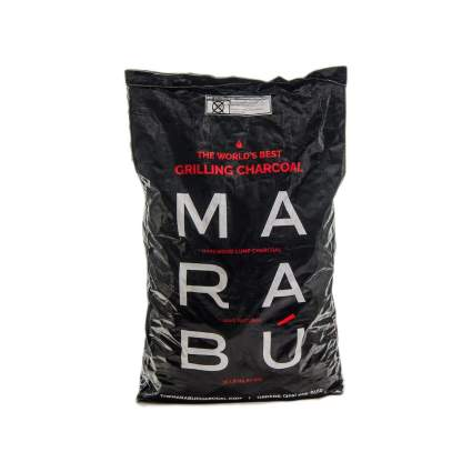 Marabu All Natural Restaurant Grade Lump Charcoal