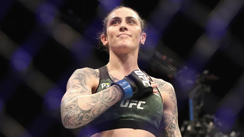 UFC Fighter Megan Anderson