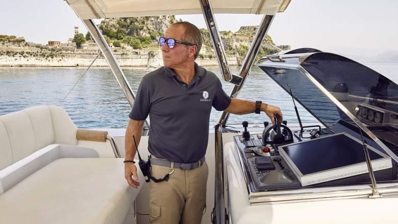 Captain Glenn Shephard