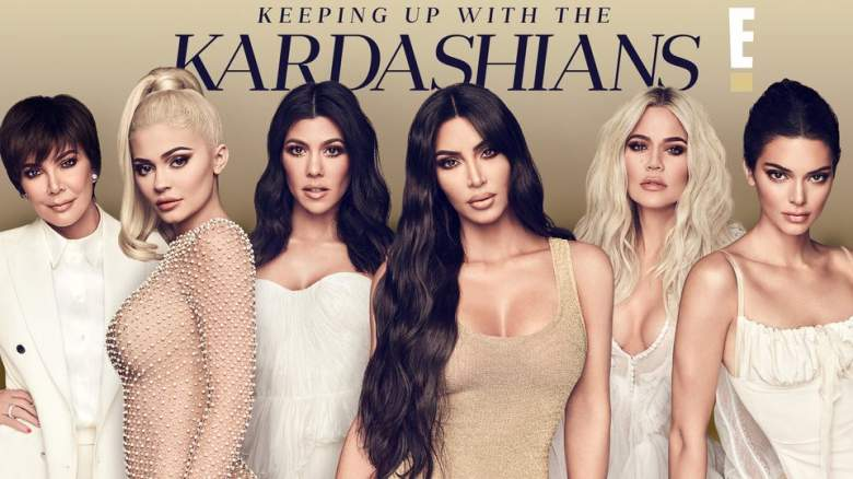"""""""Keeping Up with the Kardashians"""" cast"""