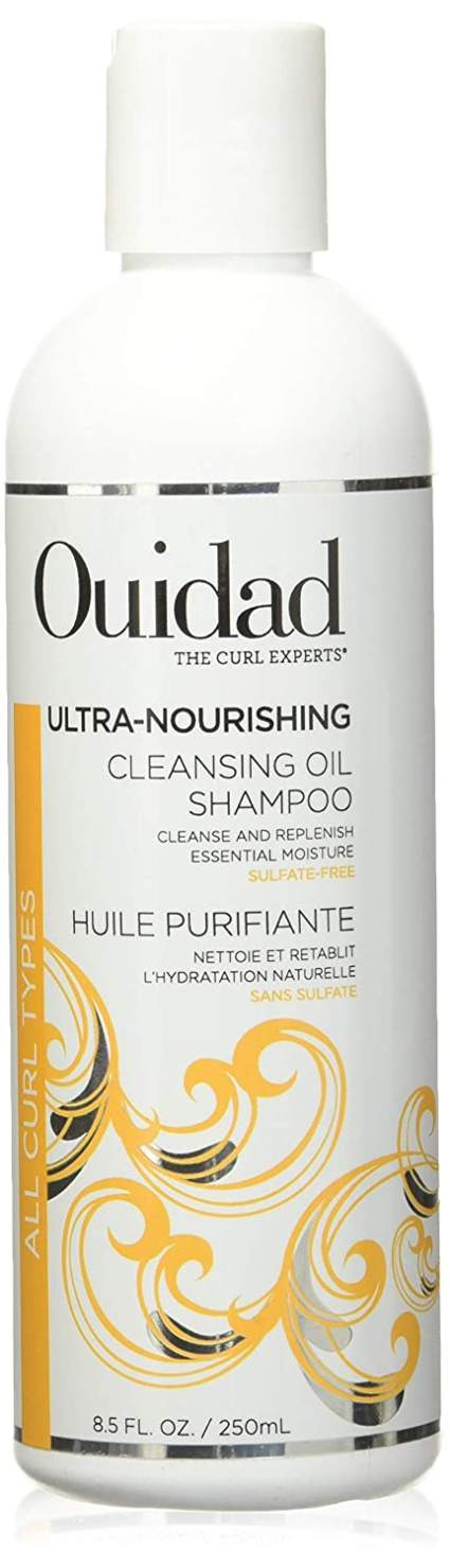 Ouidad best shampoo for curly hair